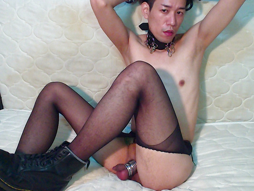 Sex archive Pigtails sissy glamour interracial