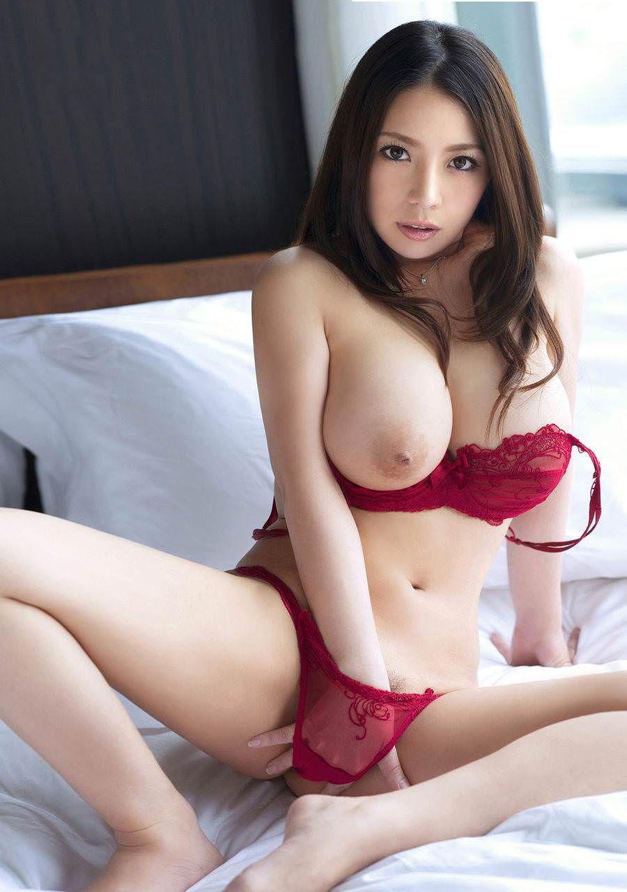 lingerie Curly sexy asian