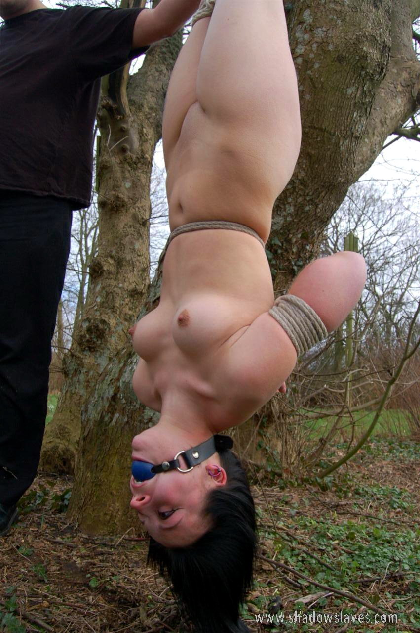 Wanking classic bdsm outdoor